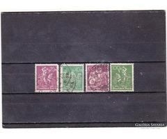 Német birodalom forgalmi bélyegek 1921- 1923