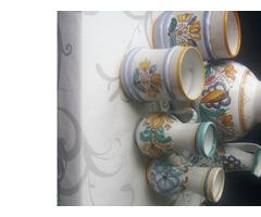 Farkas Eszter keramikus munkái