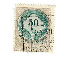 Magyarország adó és illetékbélyeg