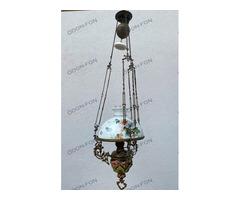 Mennyezeti petróleumlámpa (luszter lámpa)