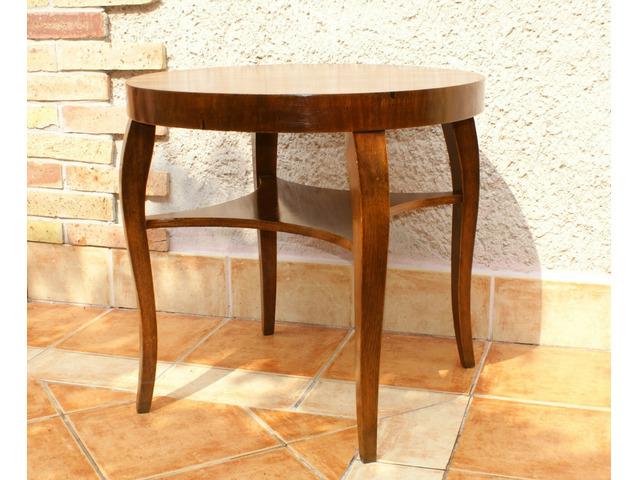 Restaurált Art-Deco Asztal