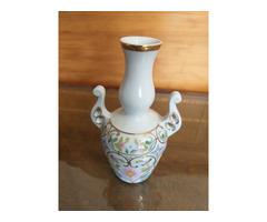 Kézzel festett hollóházi kis váza