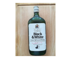 James Buchanan BLACK&WHITE WHISKY