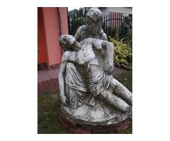Pieta-Farkas Tibor (1927-2019)szobrászművész alkotása