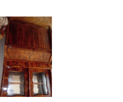 antik Biedermeier szoba és ebédlő garnitúra