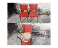 Régi retro székek