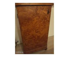 FELÚJÍTOTT antik hálószoba bútor szett