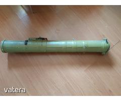 9K111 Fagot Orosz gyakorló hatástalanított rakéta vetőcső 110cm