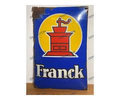 Franck reklámtábla