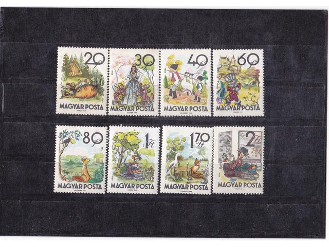 Magyar bélyegsor 1960