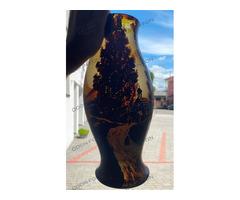 Üveg váza pár