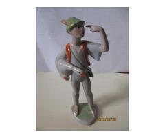 18 cm-es porcelán Ludas Matyi figura eladó!