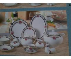 Hoffburg-Wienna 41 db,porcelán étkészlet