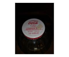 Coca-Cola Coke Koncentrátumos üveg, palack