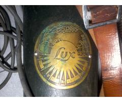 99 éves Lux porszívó az Elektrolux elődje ritka darab
