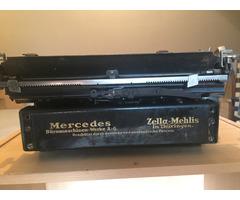 Mercedes prima írógép