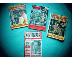Német nyelvű régi magazinok