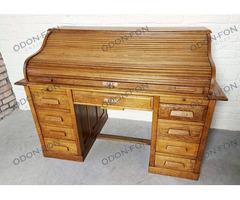 Amerikai típusú redőnyös íróasztal
