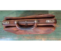 Bőr utazó táska