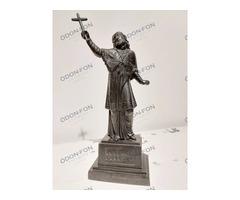 Nepomuki Szent János szobor: