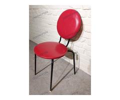 Retro piros szék