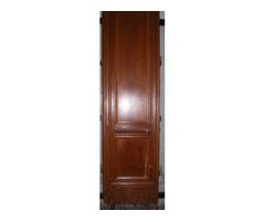2x62/266 kétszárnyú nyíló ajtó