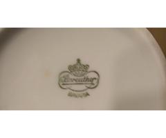Antik német porcelán étkészlet garnitúra eladó Kaposváron
