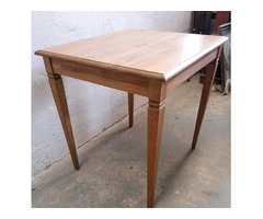 12 db barokk asztal