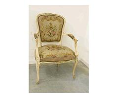 Gobelines Neobarokk fotel.