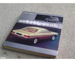Liner György : Autótípusok (1977) című szakkönyve eladó!