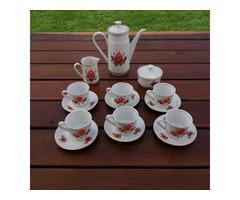 Német Kahla teás, kávés készlet