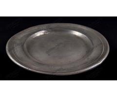 Ón tányér I: H 1823-as datálással