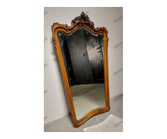 Neobarokk fali tükör
