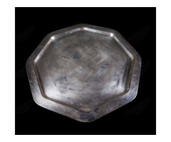 Oktogon alakú tálca