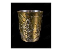 Szecessziós pohár
