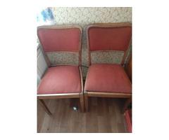 Kihúzható ágy 4 székkel 2 fotellel
