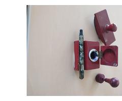 Antik íróasztali kellékek