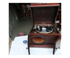 Bellaphon antik gramofon