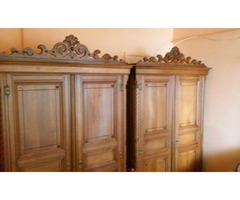 7 részes barokk stílusú szobagarnitúra bútor eladó!