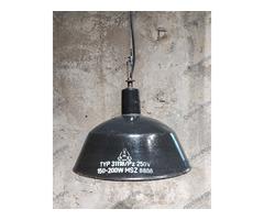 EMAX TYP 31118/Pz ipari lámpa