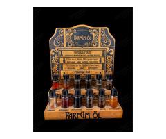 Parfüm bemutató készlet