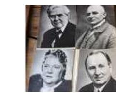 színész-fotók a kezdetektől