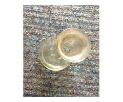 Boros üveg kisebb méretben