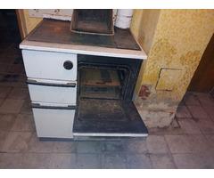 FIKO 70 antik, retro vegyestüzelésű tűzhely (sparhelt) eladó