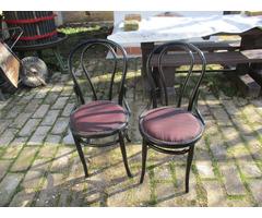 2 db Thonet szék eladó!