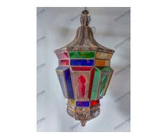 Marokkói lámpás kisebb