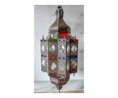 Marokkói lámpás nagyobb