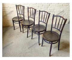 Thonet jellegű szék 4 db