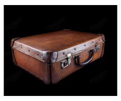 Vulkán Fibre bőrönd