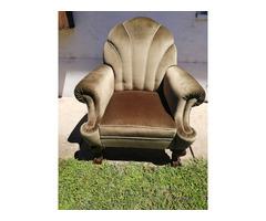 Antik fotel (századfordulós)